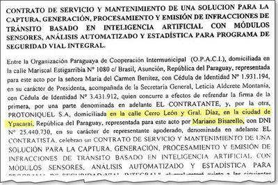 """Concesión de multas: """"No se firmó un convenio con Opaci"""", dice Agencia de Tránsito"""