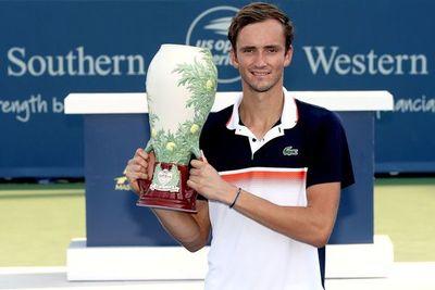 Medvedev, ¿la alternativa a Djokovic, Nadal y Federer?