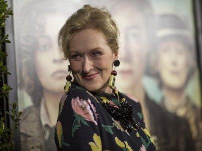 La próxima película de Meryl Streep se verá en HBO Max