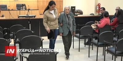"""SUSPENDEN JUICIO EN EL CASO """"TERRENO DE ABUELITA"""" POR INCIDENTES DEL ABOG. LUIS TROCHE"""