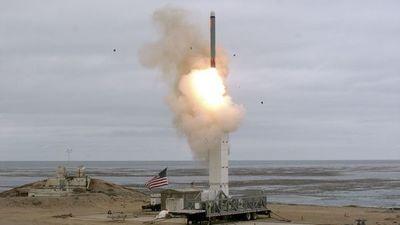 EE.UU. efectúa prueba con un misil de crucero tras retirarse de tratado INF