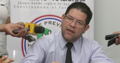 Chau che mante:  reemplazarán al presidente de IPS