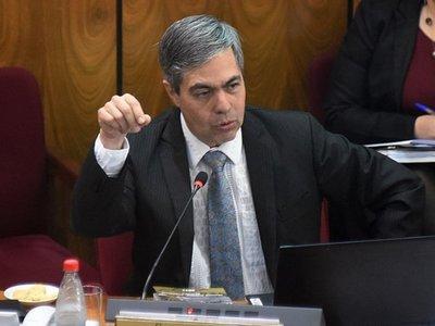 Ferreira ratifica que el MRE fue el responsable del acta