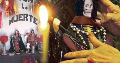 """San La Muerte: """"Me dio 4 deseos y me hizo  cosas peores"""""""