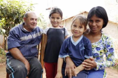 MDS incluyó económicamente a 9.754 nuevas familias al programa Tenonderã