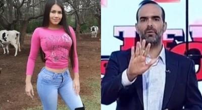 """Laurys Dyva: """"Álvaro Mora Me Debe Unas Disculpas"""""""