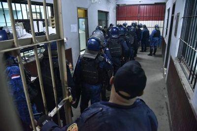 DUEÑOS DEL PABELLÓN: PCC IMPIDE ALLANAMIENTO EN TACUMBÚ