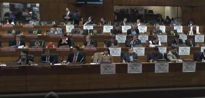 EN VIVO: Diputados tratan pedido de juicio político
