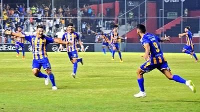 Dos partidos darán inicio a la semana 9 de la Copa Paraguay