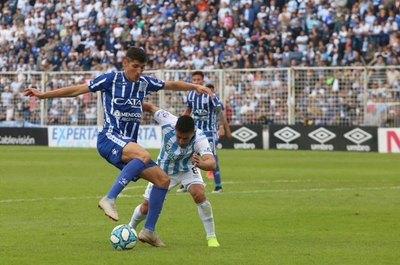 El debut paraguayo con expulsión en la Superliga