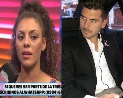 """Viveros responde y culpa a su bailarina por eliminación: """"Estuvo en el """"Baila"""" gracias a mi"""""""
