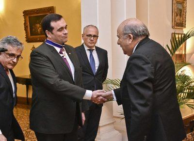 Designan a Juan Ángel Delgadillo como nuevo embajador en Brasil