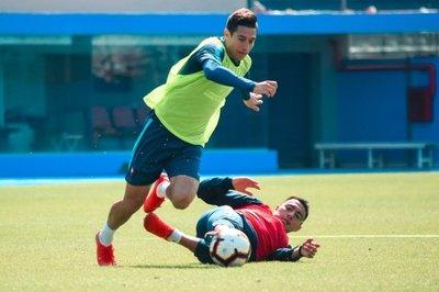 Óscar Ruiz toma fuerza