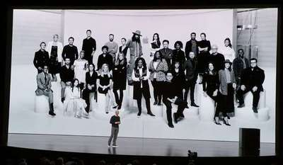 """Apple lanzará su servicio de """"streaming"""" en los próximos dos meses"""