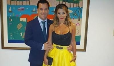 Sobre Una Posible Renuncia De Su Marido Al Senado, Esto Dijo Marly Figueredo