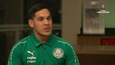 Gustavo Gómez alabó a Cerro Porteño