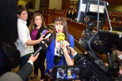 "Diputada liberal advierte sobre un nuevo ""marzo paraguayo"""