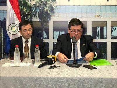 Blas Llano afirmó que si existen elementos nuevos podrían solicitar un nuevo juicio político