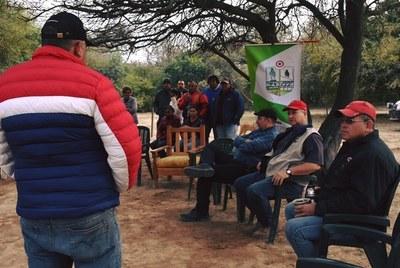 Planifican proyecto para hacer llegar energía eléctrica a Pozo Hondo