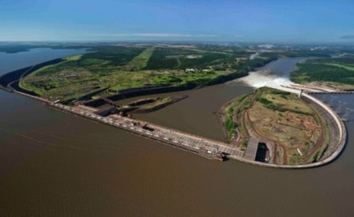 ITAIPU superó la producción de 50 millones de MWh de energía acumulada
