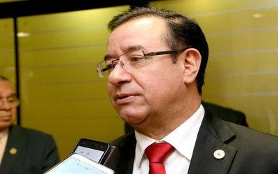 Miguel Cuevas desmiente que su hijo pretenda adueñarse de canchita barrial