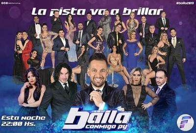 """""""Baila Conmigo"""" y una segunda ronda de cumbia"""