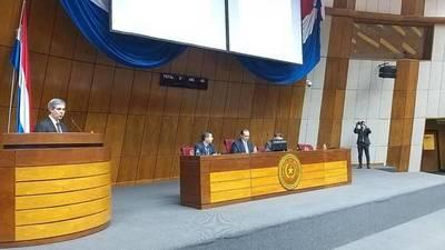 Pedro Ferreira: Acta bilateral era dañina para la soberanía y responsabiliza a las altas partes