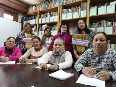 Piden no mezclar Ley de Trabajo Doméstico con la de Empleo Parcial