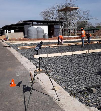 Miden nivel de ruido en Caaguazú