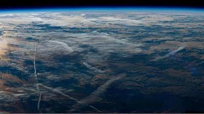 La NASA reveló cómo verían los extraterrestres a la Tierra