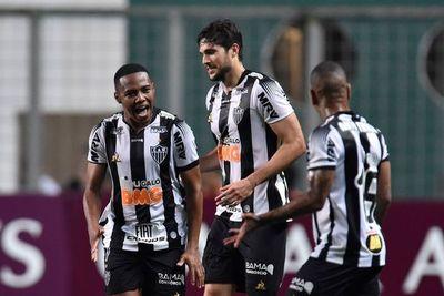 Atlético Mineiro vence a La Equidad