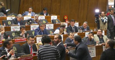 """Oficial: dijeron  """"chau che"""" al juicio político"""