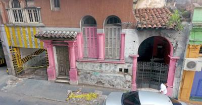 """""""Casa del horror"""": la """"sombra"""" que asusta a choferes"""