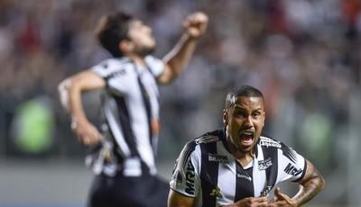 Atlético Mineiro saca ventaja ante La Equidad por un cupo en semifinales de la Sudamericana