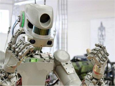 Rusia lanzará su primer androide a la Estación Espacial Internacional