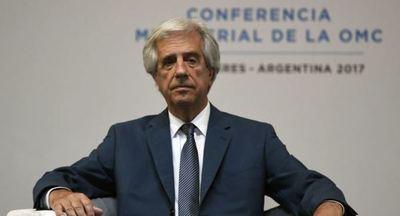 Líderes políticos de América del Sur envían su apoyo a presidente uruguayo por su salud