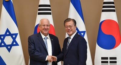Israel y Corea del Sur concluyen un histórico acuerdo de libre comercio