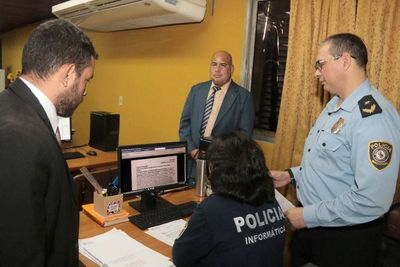 Juzgados libran Oficios Judiciales Electrónicos a la Policía Nacional