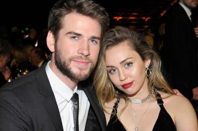 Liam Hemsworth presentó los papeles para divorciarse de Miley Cyrus