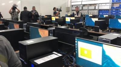 HOY / Futuros ingenieros ya cuentan con laboratorio de última generación en la Universidad Taiwán-Paraguay