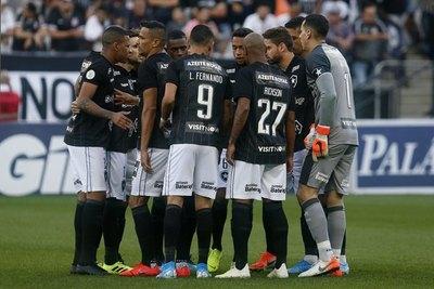 Botafogo, categórico sobre la situación del 'Gatito'