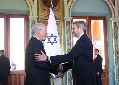 Embajador de Israel anuncia reactivación de programas de cooperación