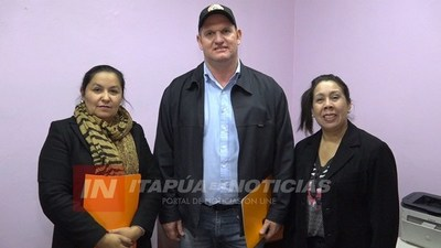 MUNICIPALIDAD DE NVA. ALBORADA FIRMA CONVENIO PARA INCORPORAR EDUCADORES