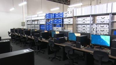 Universidad de Taiwán inauguró 3 laboratorios nuevos