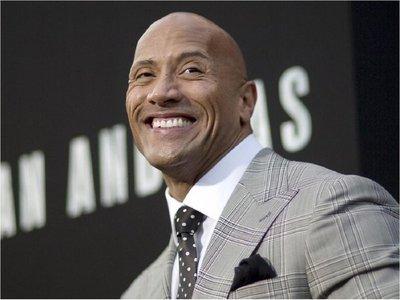 Dwayne Johnson, La Roca, el actor mejor pagado con USD 89 millones