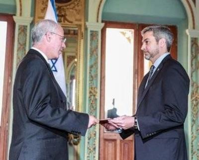 HOY / Israel restablece relaciones de cooperación con Paraguay tras roce diplomático