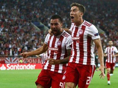 El Zagreb y el Olympiacos toman la iniciativa