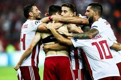 Olympiakos acaricia la fase de grupos de la Champions