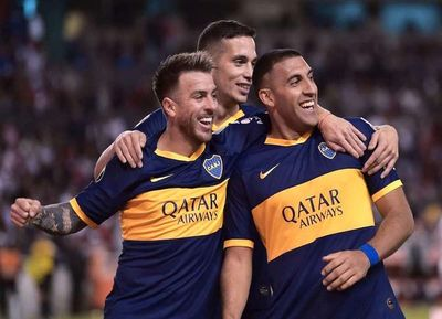 Boca goleó a Liga