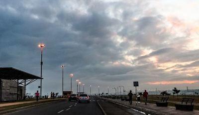 Anuncian un jueves fresco con cielo parcialmente nublado